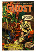 Golden Age (1938-1955):Horror, Ghost #11 (Fiction House, 1954) Condition: FN....
