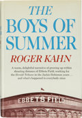 Autographs:Others, 1955 Brooklyn Dodgers Signed The Boys of Summer Book. ...