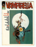 Magazines:Horror, Vampirella #3 (Warren, 1970) Condition: VF....