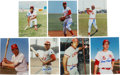Autographs:Photos, Cincinnati Reds Signed Photograph Lot of 7.... (Total: 7 items)