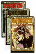Bronze Age (1970-1979):Horror, Ghosts Group (DC, 1971-76) Condition: Average FN-.... (Total: 45 )