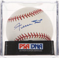 Autographs:Baseballs, Willie Mays Single Signed Baseball PSA NM-MT 8....