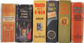 Platinum Age (1897-1937):Miscellaneous, Big Little Book Group (Whitman, 1933-46) Condition: AverageVG/FN.... (Total: 6 )