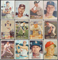 Autographs:Sports Cards, 1957 Topps Baseball Signed Lot of 41.... (Total: 41 cards)