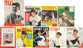 Baseball Collectibles:Publications, Ted Williams Magazines Lot of 9.... (Total: 9 items)
