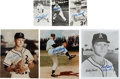 Autographs:Others, Bobby Shantz Signed Lot of 12.... (Total: 12 items)