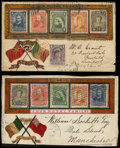 Stamps, 1897-1901, ½¢ - 5¢ Royal Family (78//85),... (Total: 1 Misc)