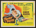 "Movie Posters:Mystery, Twist of Fate (United Artists, 1954). Title Lobby Card and LobbyCards (8) (11"" X 14""). Mystery.. ... (Total: 9 Items)"