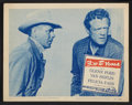 """Movie Posters:Western, 3:10 to Yuma (Columbia, 1957). Lobby Cards (6) (11"""" X 14""""). Western.. ... (Total: 6 Items)"""
