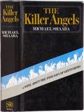 Books:First Editions, Michael Shaara. The Killer Angels. New York: David McKay,1974.. First edition. Octavo. 374 pages. With eighte...