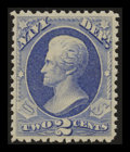 Stamps, 2c Navy (O36),...