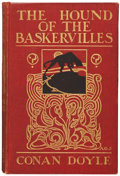 Books:First Editions, Arthur Conan Doyle. The Hound of the Baskervilles. London:George Newnes, 1902.. First edition. Small octavo. ...