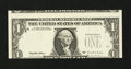 Error Notes:Third Printing on Reverse, Fr. 1921-B $1 1995 Federal Reserve Note. Extremely Fine.. ...