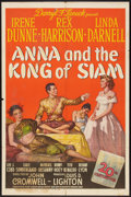 "Movie Posters:Drama, Anna and the King of Siam (20th Century Fox, 1946). One Sheet (27"" X 41""). Drama.. ..."