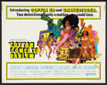 "Movie Posters:Blaxploitation, Cotton Comes to Harlem (United Artists, 1970). Half Sheet (22"" X28""). Blaxploitation.. ..."