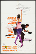 """Movie Posters:Crime, How to Steal a Million (20th Century Fox, 1966). One Sheet (27"""" X 41""""). Crime.. ..."""