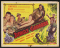 "Movie Posters:Adventure, Jungle Goddess (Screen Guild Productions, 1948). Half Sheet (22"" X28""). Adventure.. ..."