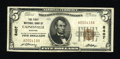 National Bank Notes: , Cainesville, MO - $5 1929 Ty. 1 The First NB Ch. # 8407. ...