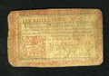 Colonial Notes:Pennsylvania, Pennsylvania April 10, 1777 6s Good-Very Good....