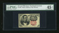 Fractional Currency:Fifth Issue, Fr. 1265 10¢ Fifth Issue PMG Extremely Fine 45 EPQ....