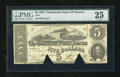 Confederate Notes:1863 Issues, T60 $5 1863 CC.. . ...