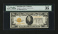 Small Size:Gold Certificates, Fr. 2402* $20 1928 Gold Certificate. PMG Choice Very Fine 35.. ...