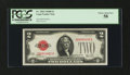 Small Size:Legal Tender Notes, Fr. 1503 $2 1928B Legal Tender Note. PCGS Choice About New 58.. ...