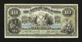 Canadian Currency: , Halifax, NS- The Bank of Nova Scotia $10 Jan. 2, 1929 Ch # 550-18-20. ...