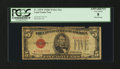Small Size:Legal Tender Notes, Fr. 1529* $5 1928D Legal Tender Note. Apparent PCGS Very Good 08.. ...