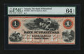 Canadian Currency: , Sault Ste. Marie, Canada- Bank of Brantford $1 Nov. 1, 1859 Ch. #40-12-02R. ...