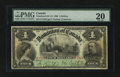 Canadian Currency: , DC-16 $4 1900 . ...