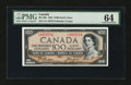 Canadian Currency: , BC-35b $100 Devil's Face 1954 . ...