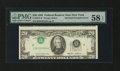 Error Notes:Inverted Third Printings, Fr. 2075-B $20 1985 Federal Reserve Note. PMG Choice About Unc 58EPQ.. ...