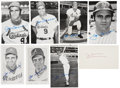 Autographs:Others, Joe Torre Signed Lot of 11.... (Total: 11 items)