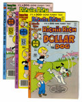 Bronze Age (1970-1979):Cartoon Character, Richie Rich and Dollar the Dog #3-24 File Copies Group (Harvey,1974-82) Condition: Average NM-.... (Total: 21 Comic Books)