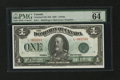 Canadian Currency: , DC-25d $1 1923. ...