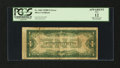 Error Notes:Inverted Reverses, Fr. 1602 $1 1928B Inverted Reverse Silver Certificate. PCGSApparent Fine 12.. ...