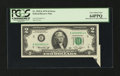 Error Notes:Attached Tabs, Fr. 1935-E $2 1976 Federal Reserve Note. PCGS Very Choice New64PPQ.. ...