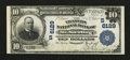 National Bank Notes:Kentucky, Mount Sterling, KY - $10 1902 Plain Back Fr. 624 The Traders NB Ch.# (S)6129. ...