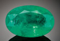 Gems:Faceted, EMERALD. ...