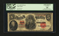 Error Notes:Large Size Errors, Fr. 91 $5 1907 Legal Tender Apparent PCGS Very Good 10....