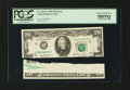 Error Notes:Major Errors, Fr. 2073-L $20 1981 Federal Reserve Note. PCGS Choice About New58PPQ.. ...