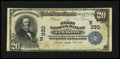 National Bank Notes:Maine, Lewiston, ME - $20 1902 Date Back Fr. 642 The First NB Ch. #(N)330. ...