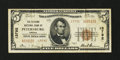 National Bank Notes:Virginia, Petersburg, VA - $5 1929 Ty. 2 The Citizens NB Ch. # 13792. ...