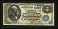 National Bank Notes:Virginia, Richmond, VA - $5 1882 Date Back Fr. 537 The American NB Ch. #(S)5229. ...