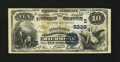 National Bank Notes:Virginia, Richmond, VA - $10 1882 Date Back Fr. 545 The American NB Ch. #(S)5229. ...