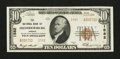 National Bank Notes:Virginia, Fredericksburg, VA - $10 1929 Ty. 2 The NB of Fredericksburg Ch. #1582. ...