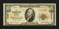 National Bank Notes:Kentucky, Berea, KY - $10 1929 Ty. 1 The Berea NB Ch. # 8435. ...