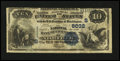 National Bank Notes:Virginia, Norfolk, VA - $10 1882 Value Back Fr. 577 The NB of Commerce Ch. #(S)6032. ...