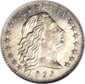 Early Half Dimes, 1795 H10C MS67 Prooflike NGC....